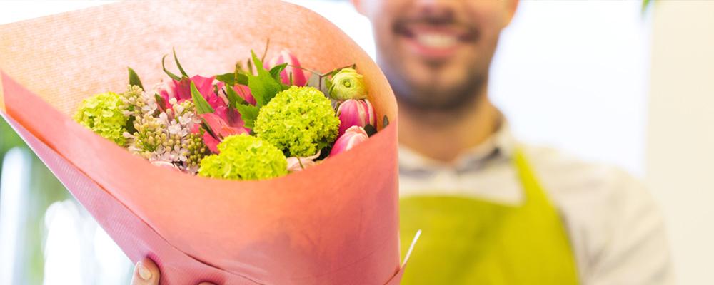 Fleurs du logis : 10% de réduction !