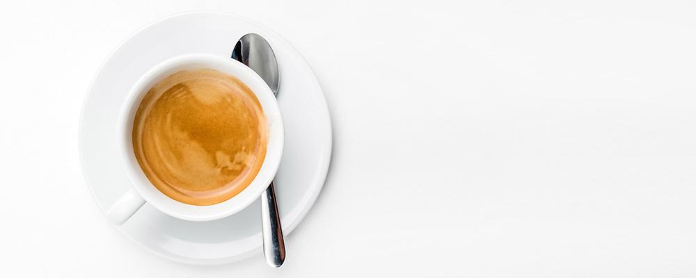 Via Mercato : 1 café offert !