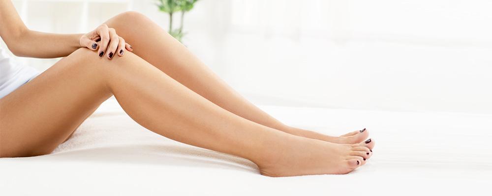 Séduction : -10€ sur le soin des jambes