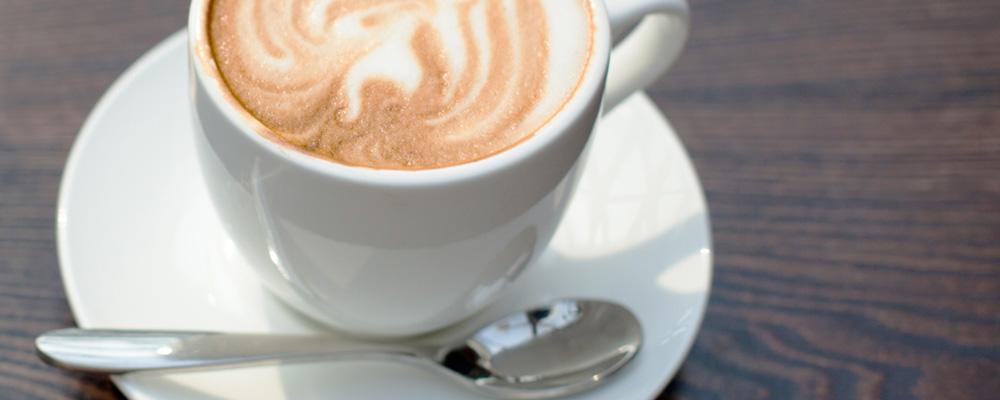 La Villa : Un café offert