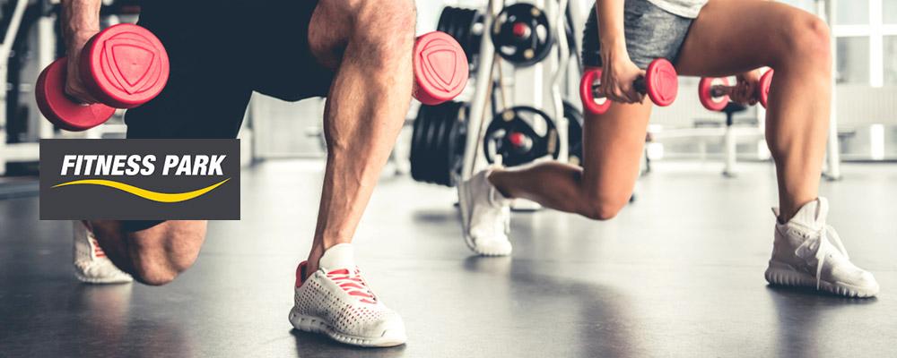 Fitness Park  : 3 premiers mois à 9,98€