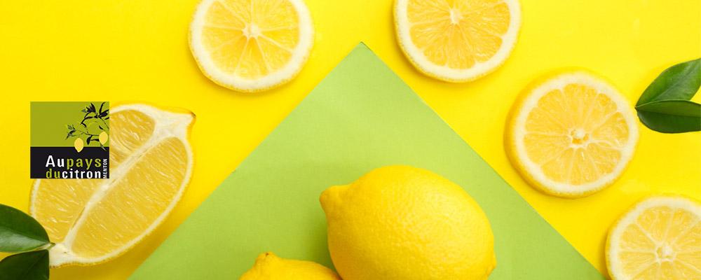 Au Pays du citron: 15% de remise