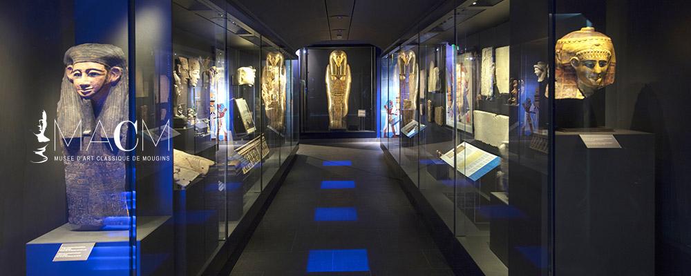 Musée d'Art Classique Mougins: tarif préférentiel
