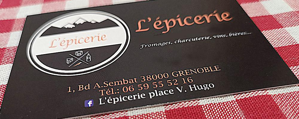 L'épicerie Grenoble : 6 euros de réduction