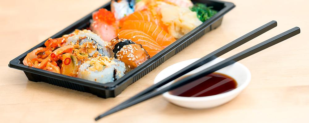 Taken sushi: 15% de remise