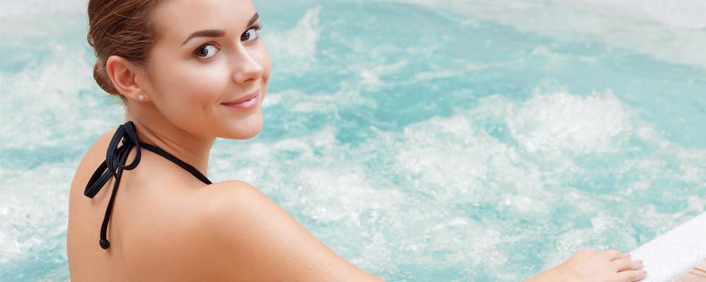 Spa Estérel: Accès spa + cours aquafiness offert