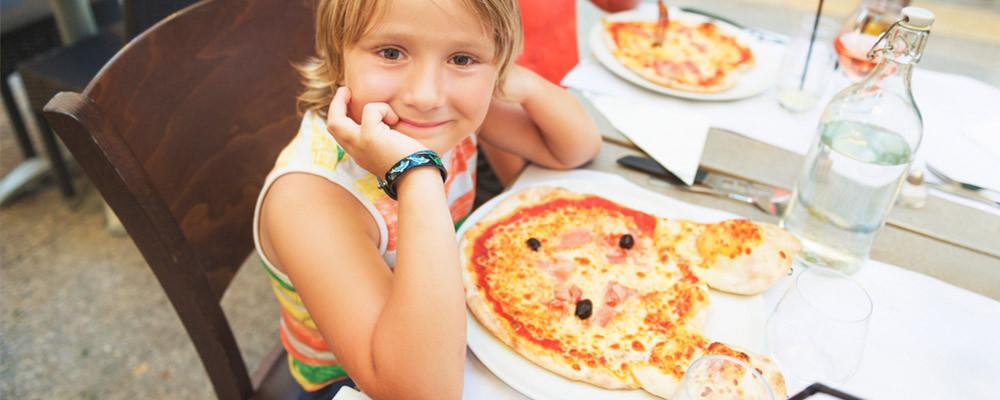 L'Ecluse: 1 menu enfant (- de 10ans) offert