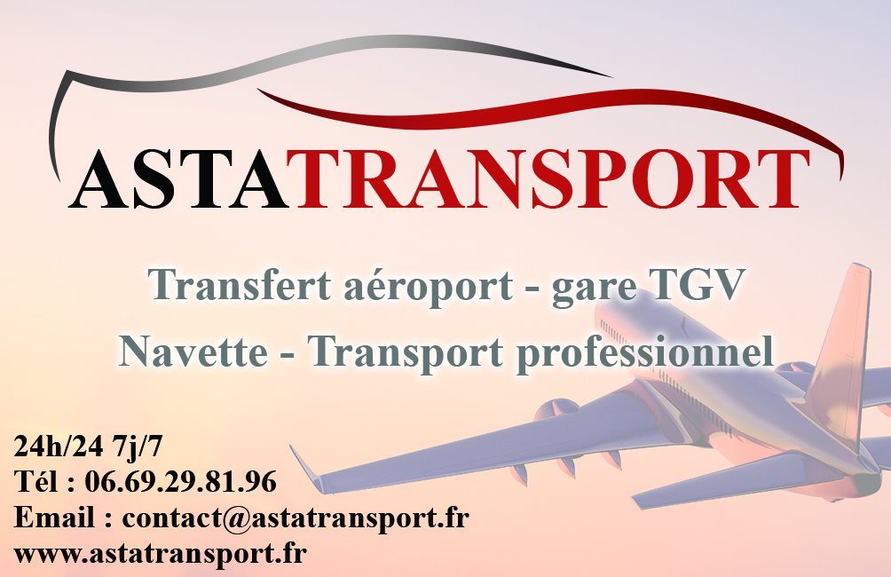 Asta transport : 30€ de remise