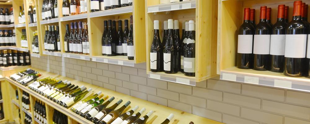 Cellier du castel: la 3ème bouteille de vin offerte