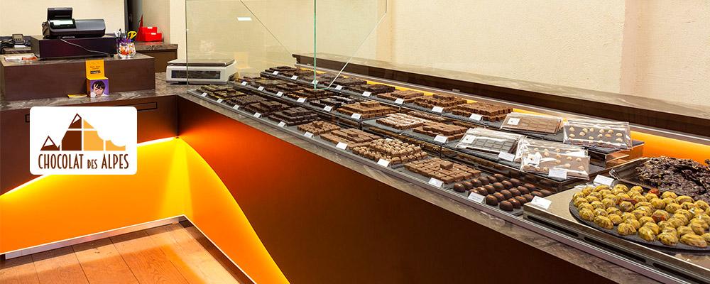 Chocolat des Alpes : -10% !