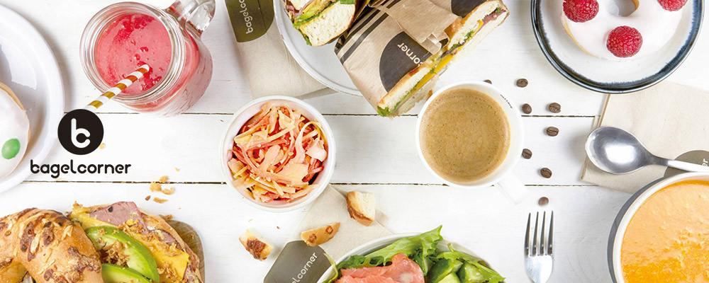 Bagel Corner : Un sandwich bagel offert !
