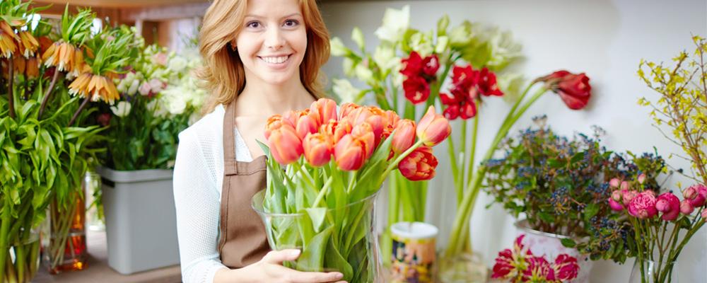 Fleuriste Primavera : 5% de remise!