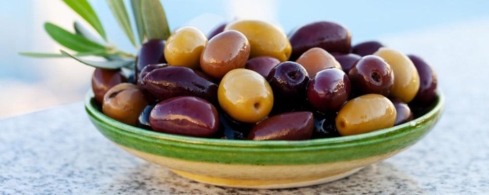 Serge olives: 250g d'olives apéritives offertes