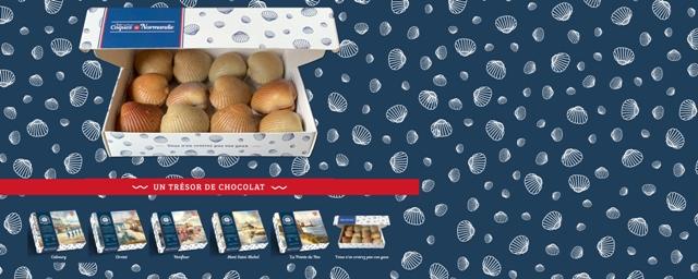 Les Coques de Normandie : 2,50 € de remise