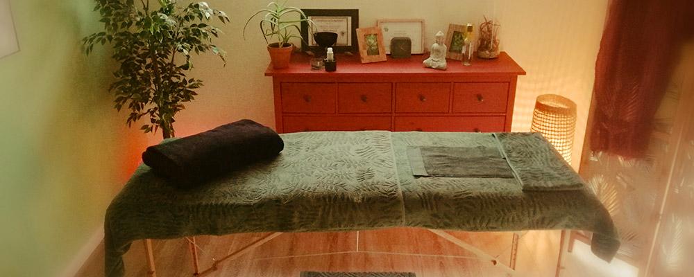 Virginie Bernadet : Massage énergétique : 5 € de remise !