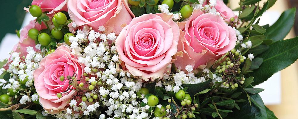 Fleurs et ambiance : 5% de remise
