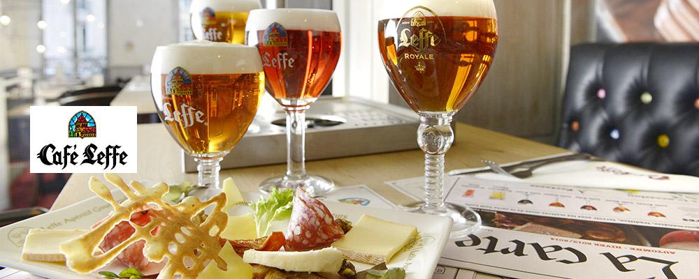 Brasserie Leffe : Une boisson offerte!