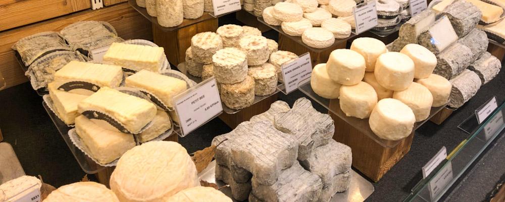 Les fromages de Valérie: le 3ème Pélardon à 1 euros