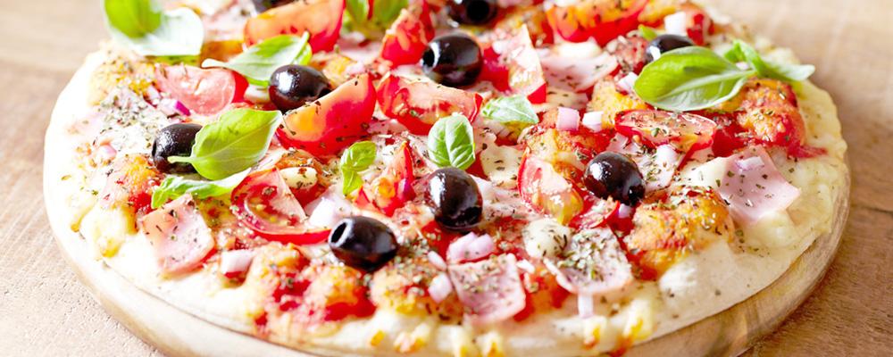 Le Melko: une pizza offerte