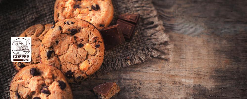 French Coffee Shop : un cookie offert