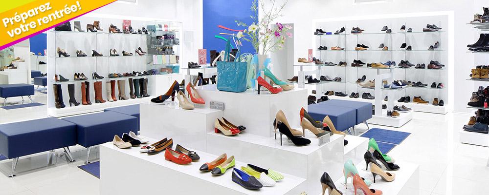 Elegance shoes: 10% de remise sur les chaussures enfants