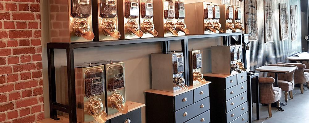 La Cafétoria Amiens : 1 café ou un thé offert