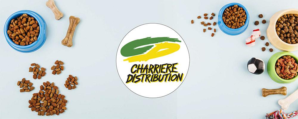 Charriere distribution: 25 euros en bon d'achat