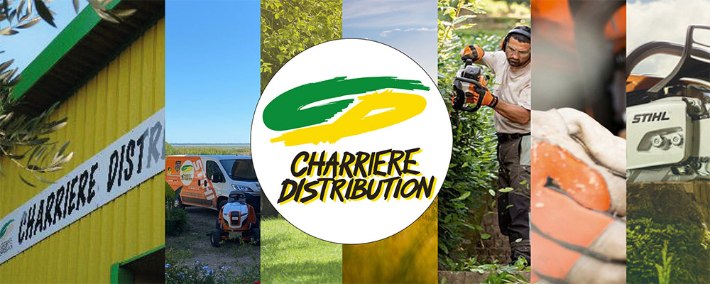 Charriere distribution: 10% de remise