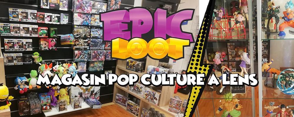 Epic Loot : 5€ de réduction