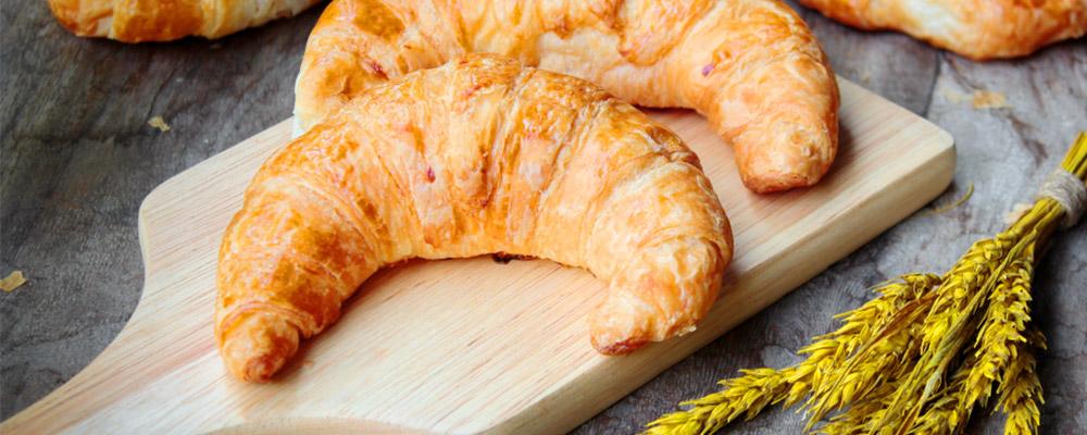 Autant de pains: la 2ème viennoiserie offerte