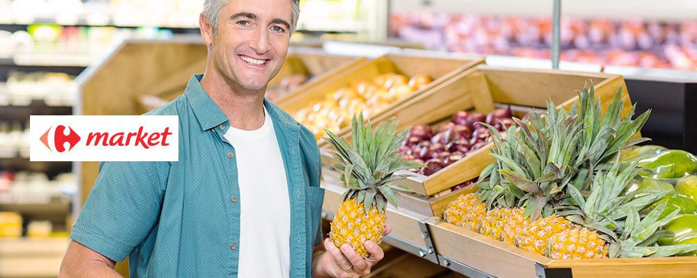 Carrefour Market Ouistreham : 5€ de remise