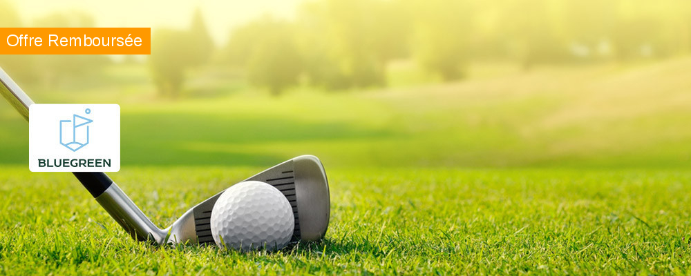 Golf BlueGreen Houlgate : 1 partie offerte